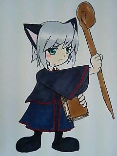 猫☆耳☆魔導士