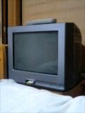 僕の部屋にテレビがいる。