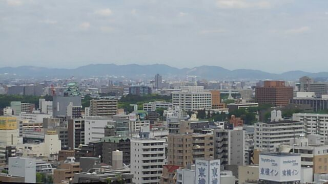 日本一高いスタバ。